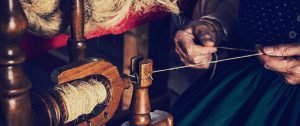 History of the Spinning Wheel