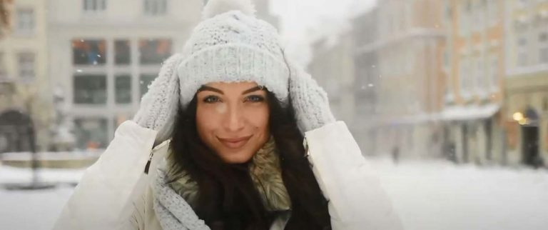 How to feel warm and beautiful during winter