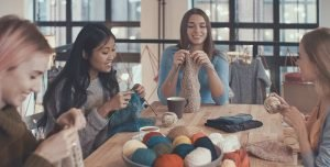 Knitting as Therapy